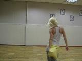Моя преподавательница по танцам R`N`B! Олечка ты супер!!!!!!!!!
