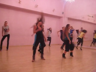 Go-Go Dance (Natasha Nikitina)